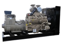 700KVA open type diesel generator with high configuration and CE certification from China supplier for sale