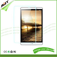 For 801w 803l for Huawei MediaPad M2 tempered glass screen protector manufacturer, High clear tablet screen protector