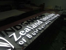 LED Epoxy Resin Signs for brand apple ihone huawei sony , led sign , led sign board