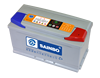 DIN88 and Dry Charged Battery Type drained car battery