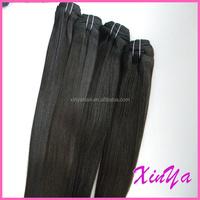 Hot Selling Unprocessed Human Hair 7A Yaki Straight brazilian virgin hair