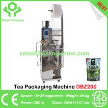 Bag Tea Packaging Machine Tea Packer
