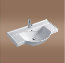 YJ819 Vanity Bathroom Wash Basin,Antique Ceramic Cabinet Washing Basin,Ceramic Bowl Basin