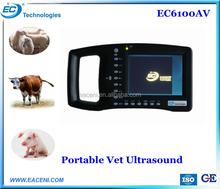 EC6100AV Cheapest Portable Ultrasound Machine