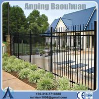 diesel waterpump steel fence