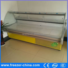 flower refrigerator showcase