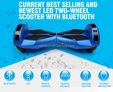 350 watt wholesales Electric Motor scooter 2 wheel smart electric standing scooter