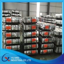 Z40-Z280 galvanized steel sheet metal prices
