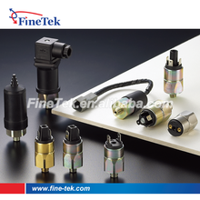 FineTek Adjustable Air Compressor Pressure Switch for Hydraulic Pumps