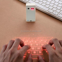 Virtual Laser Keyboard Red Infrared Bluetooth Projection Keyboard