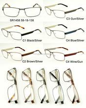 high quality ready stock metal optical frames