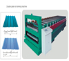 safety and environmental protection color roof and wall making machine