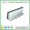 aluminum movement joint filler