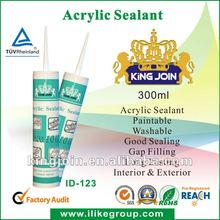 Waterproof Construction Acrylic Sealant