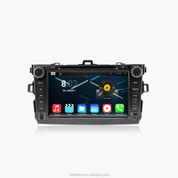 8 inch Android 4.4.2 HD Touch Screen Car Mp3 player for Toyota Corolla (2007-2011) with GPS Navigation BT MP3 Wifi 3G