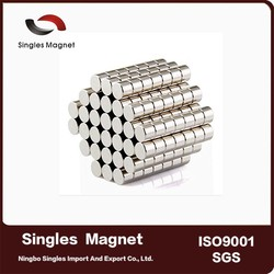 "5*3mm Strong Magnets N35 Magnets 5x3mm (1/5""x1/8"") Disc Rare Earth Neodymium Round Fridge magnet"