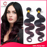 2015 best selling 7A high quality remy hair body wave human hair extension