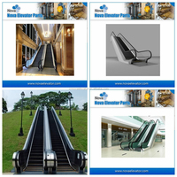 Economic-Saving VVVF Escalator with Cladding on Botton + Both Sides