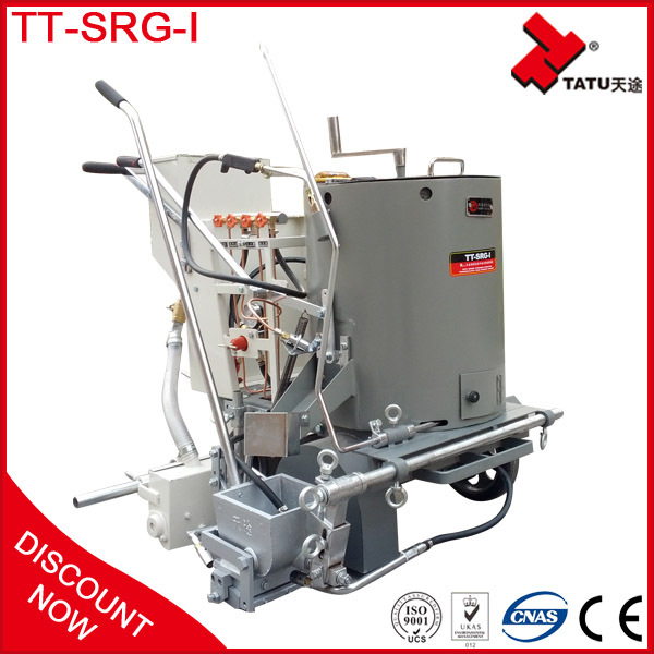 Hand Push Thermoplastic Lane Marking Machine