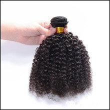 can be dyed bleached afro kinky human hair weave