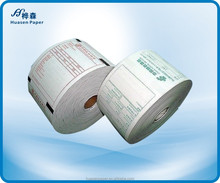 Hight quality ATM thermal paper roll