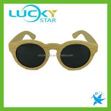 Handmade Wooden fashion Sunglasses Metal hinge smooth wooden high quality sunglasses