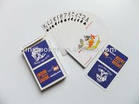 Paper playing cards / Playing cards / Promotional paper playing cards