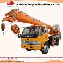 Sany new rc truck crane