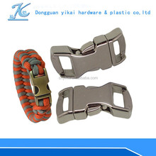 13mm small curved buckle,metal adjustable buckle for backpack straps