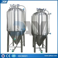 stainless steel micro beer brewery fermenting tanks pot machine equipment