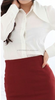 2015 korean new lady blouse top stock items