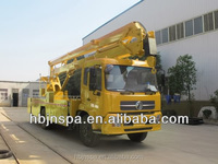 competitive price 20M hydraulic aerial bucket truck for sale