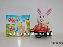 The Rabbit Go Kart With Light , Music And 360 Degrees Of Rotation, Wholesale Children B/O Electric car