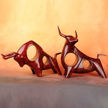 The Spanish Bullfighting sculpture As A Souvenirs Collection Art Bull Statues Animals Sculptures