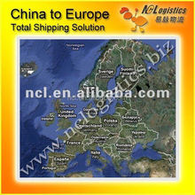 Sea Freight From Hong Kong To Gdansk Poland