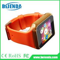 2015 hot sell lateset 2G SIM card bluetooth smart watch mobile phone bluetooth watch
