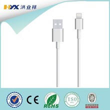 OEM micro usb to usb power mfi cable with factory cheap price