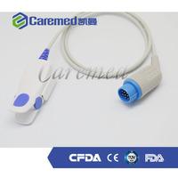 Biolight finger clip 12pin spo2 sensor,medical equipment,M900/M7000/M9500 A8,DIGITAL TECH