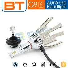 Newest No Fan Design Heat Dissipation Car h1 h7 h4 LED Auto Head Lighting