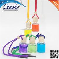 10ml make hanging paper car perfume air freshener machine