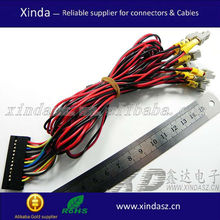 Customized Auto Wire Harness with High Quality Used Computer Car