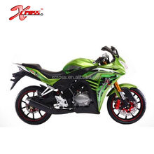 Chines Cheap 200CC Racing Motorcycle with front dual disk brake For Sale Rapid 200M