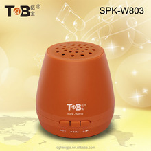 Best selling products 2015 TF card cute portable bike mini stereo speakers