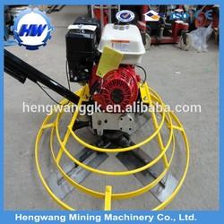 Best price ! CE Mini walk behind concrete power trowel machine for sale with power trowel