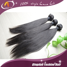 Grade 7A 100% Unprocessed Raw Virgin Weave Top Quality indain Human hair weave