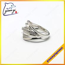 white zircon walmart engagement rings for women
