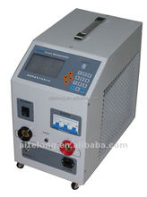 Light weight automatic lead acid battery string load tester