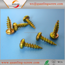 Buy wholesale direct from china flat head chipboard screw zinc plated