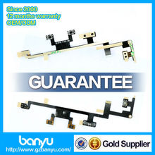 High copy for ipad 3 power button flex cable ribbon