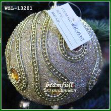 Bueno popular en festivales balón colgado Espuma de Navidad